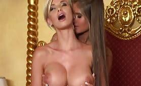Double trouble Lesbians